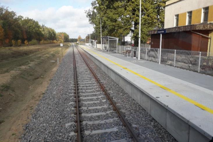 PLK potwierdza powrót pociągów na odcinek Szczytno - Pisz 20 października