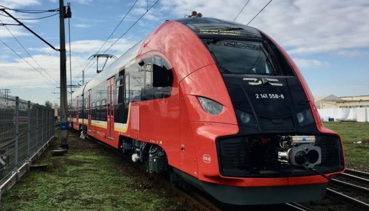 SKM Warszawa kupuje 21 pojazdów dwóch długości wraz z utrzymaniem. Rusza przetarg
