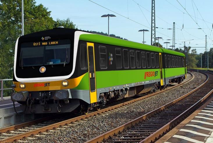 Elfy.eu dla RegioJetu zmieniają barwy [zdjęcia]
