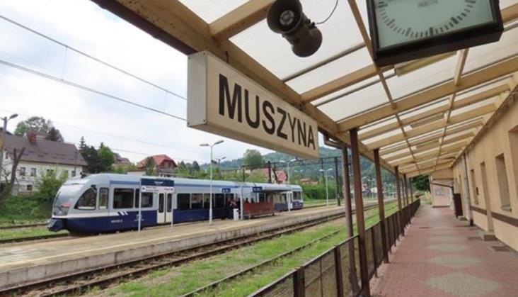 Słowacy znaleźli pieniądze na zimowe kursy pociągu Muszyna – Poprad