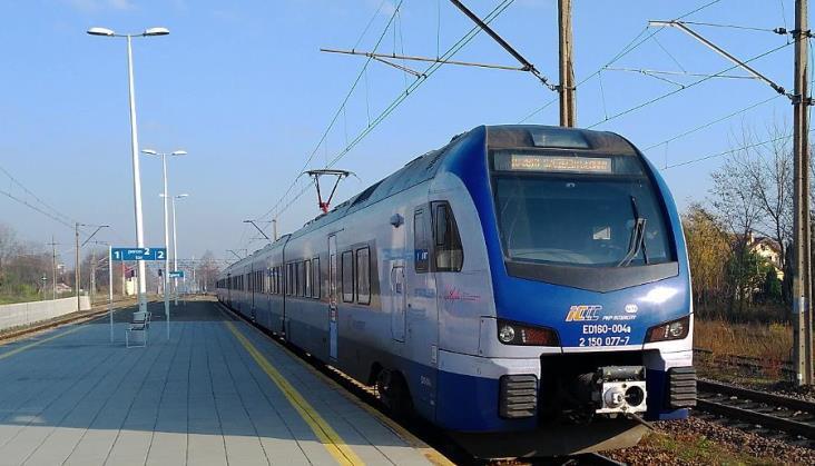 Łódź – Kutno: Powrót pociągów PKP IC opóźniony o cztery miesiące