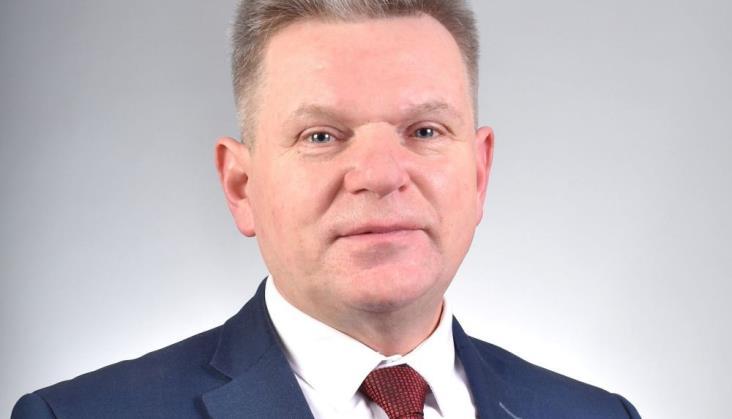 Minister transportu i komunikacji Litwy Jarosław Narkiewicz weźmie udział w Kongresie Kolejowym