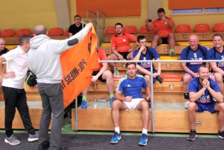 Branża kolejowa po raz XIV zorganizowała amatorski turniej siatkówki