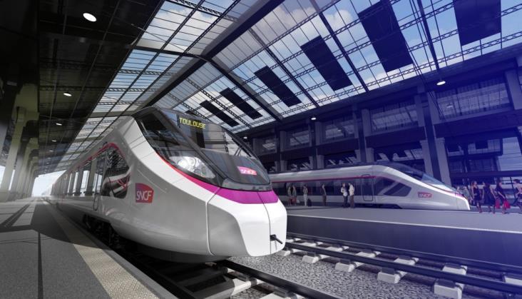 Obowiązkowa rezerwacja miejsc w pociągach regionalnych w północnej Francji