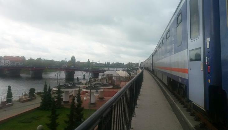 Wznowiono ruch na linii Poznań – Szczecin [aktualizacja]