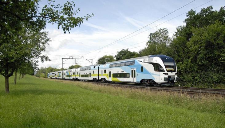 Westbahn zamawia 15 nowych piętrowych Kissów od Stadlera