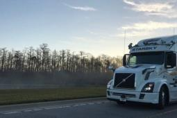 Ciężarówki bez kierowców już jeżdżą po amerykańskich drogach