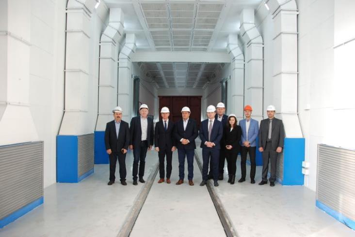 Pierwsze wagony w nowym brandingu PKP Cargo International