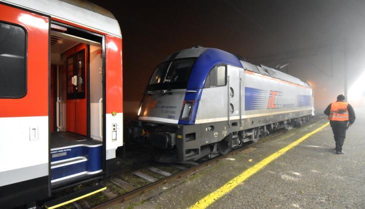 Przetarg na nowe lokomotywy wielosystemowe dla PKP Intercity już za kilka miesięcy