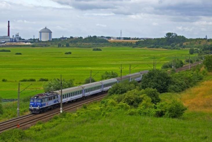 Zmiana odległości taryfowych dla 304 odcinków krajowej sieci kolejowej