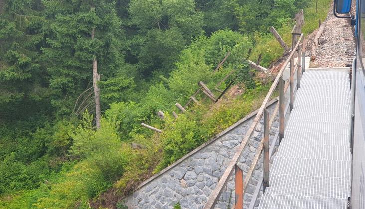 Nie jeżdżą pociągi na trasie Sędzisław – Kamienna Góra – Královec
