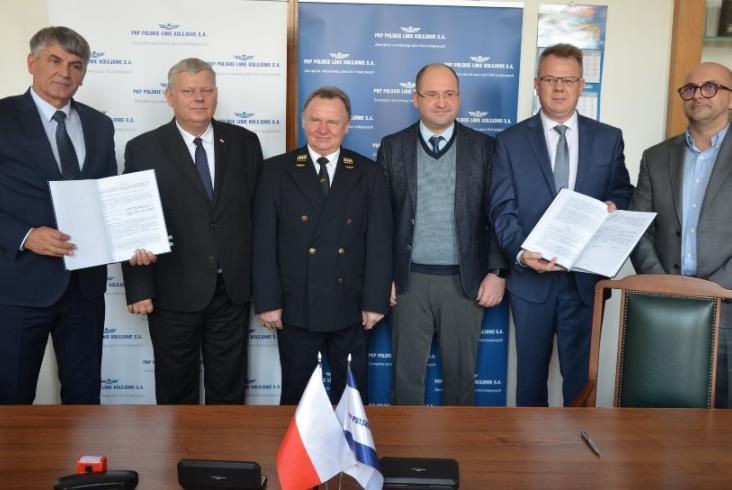 PLK zwiększają zakres informacji pasażerskiej na stacji w Radomiu
