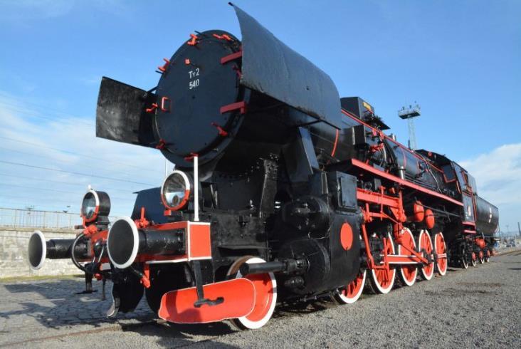 Zakończyła się renowacja parowozu Ty2-540. Od dziś jest dostępny dla zwiedzających w Legnicy