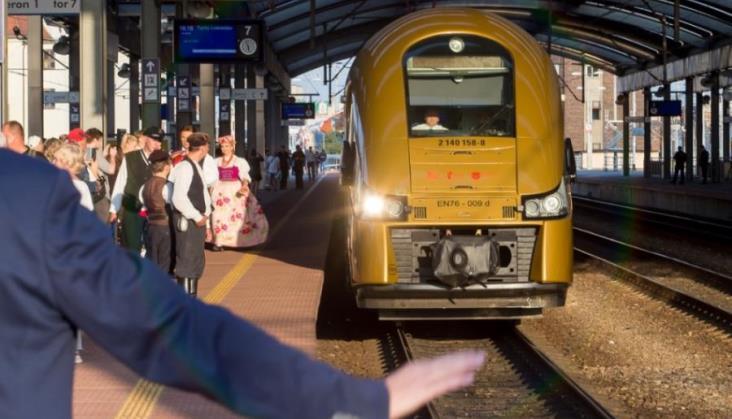 Koleje Śląskie dojadą do Kluczborka