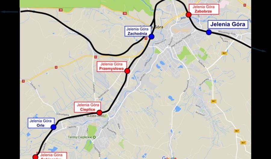 Otwarcie dwóch nowych przystanków kolejowych w Jeleniej Górze w połowie grudnia