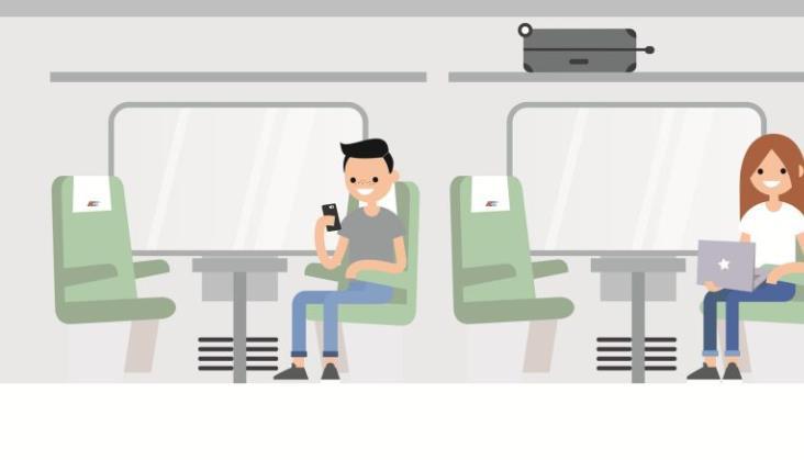 PKP IC ogłasza zakończenie montażu Wi-Fi w Pendolino i system graficznego wyboru miejsc