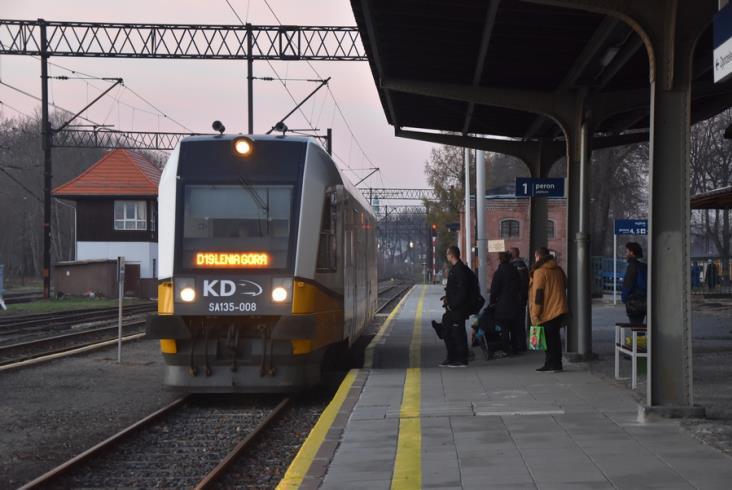 Rewitalizacja linii 274 Jelenia Góra – Zgorzelec odłożona na nową perspektywę unijną