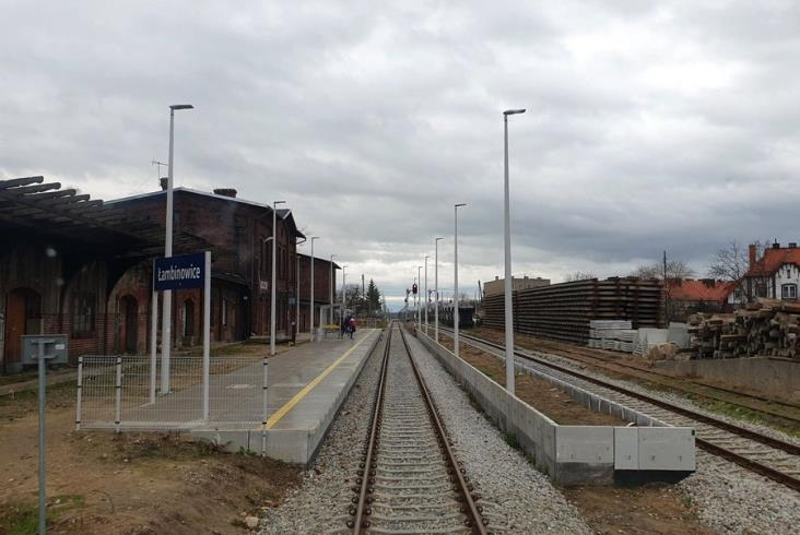 Z Nysy do Opola pociągiem szybciej od 15 grudnia [zdjęcia]