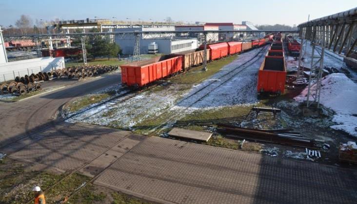 DB Cargo Polska znacząco rozbuduje zakład w Rybniku