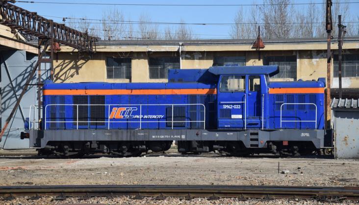 FPS zmodernizuje manewrowe lokomotywy PKP Intercity