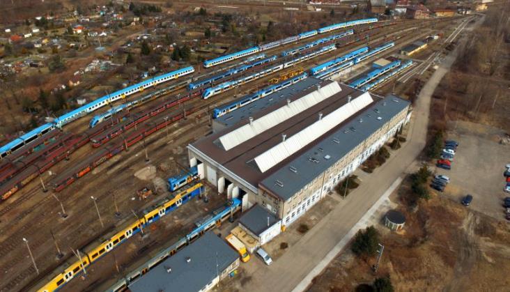 Koleje Śląskie wykupiły od PR tereny swojej głównej bazy w Katowicach za 17,2 mln zł