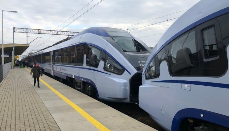 PKP Intercity: Wzmacniamy weekendowe połączenia uruchamiane na zespołach trakcyjnych