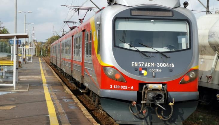 Będą połączenia kolejowe między Łodzią a Radomiem? Samorządy negocjują