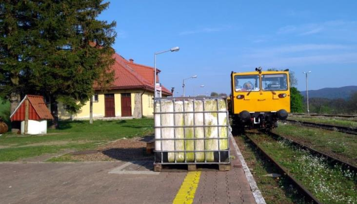 Zawieszenie ruchu do Komańczy bez wpływu na modernizację linii 107