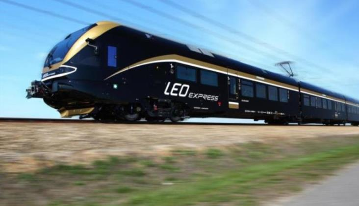Leo Express rozpoczyna sprzedaż biletów na pociągi Wrocław – Praga