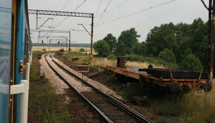 Łódzkie rozważa powrót pociągów na linię 146