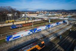 Jest przetarg PKP Intercity na 10 nowych lokomotyw wielosystemowych