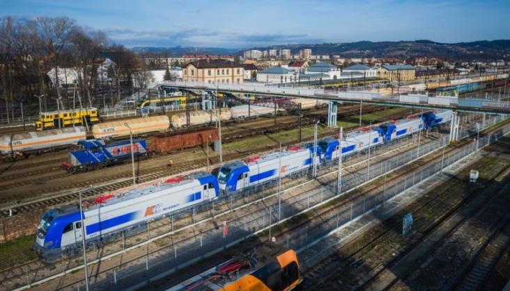 Kolejarze wydali 1,5 mld zł na nowe pociągi w 2020 r.