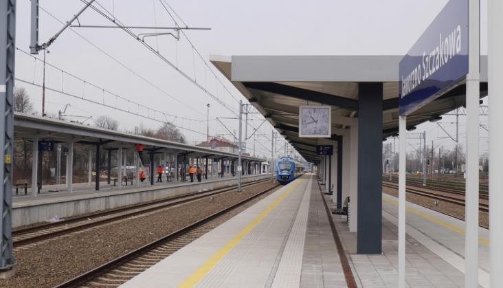 W 90 minut między Katowicami a Krakowem od marca 2020?