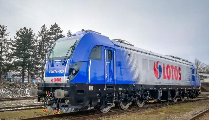 Lotos Kolej pozyska kolejnych 6 lokomotyw Dragon 2 Newagu