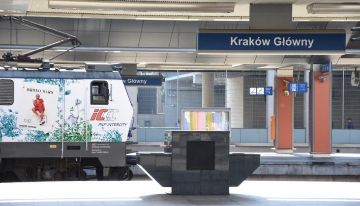 Kolejne problemy w Krakowie. PLK: Robimy wszystko, by się nie powtórzyły