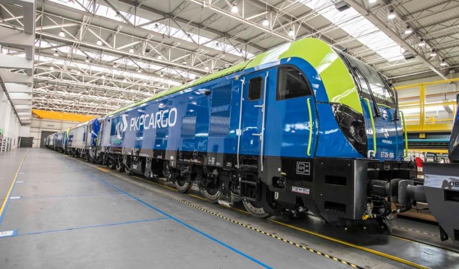 Newag z dużymi zamówieniami z Grupy PKP. Aż 121 lokomotyw [zdjęcia]