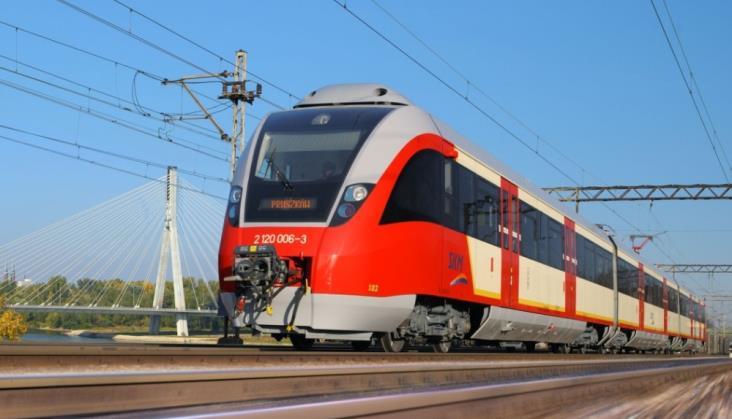 Warszawska Szybka Kolej Miejska wynajmie 2 używane elektryczne zespoły trakcyjne