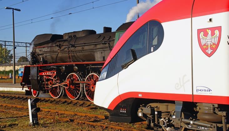 Wolsztyn: 18 stycznia wracają pociągi parowe