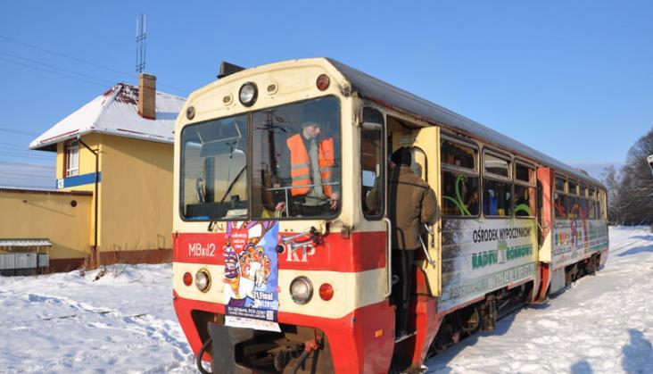 Specjalne pociągi pojadą na Finał WOŚP [aktualizacja]