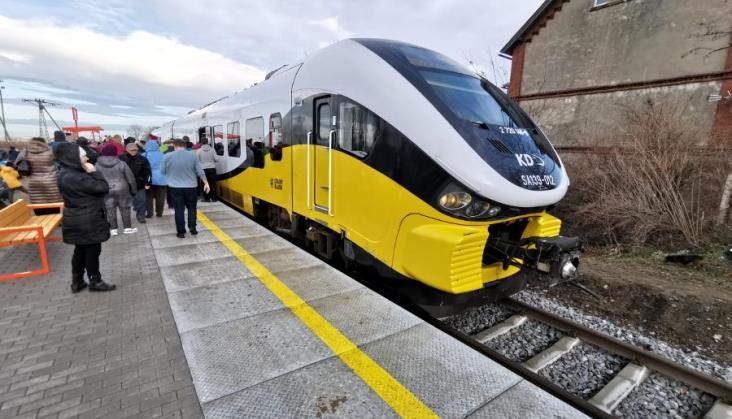 Sejm przyjął nowelizację ustawy o transporcie kolejowym. Ruszy program Kolej Plus