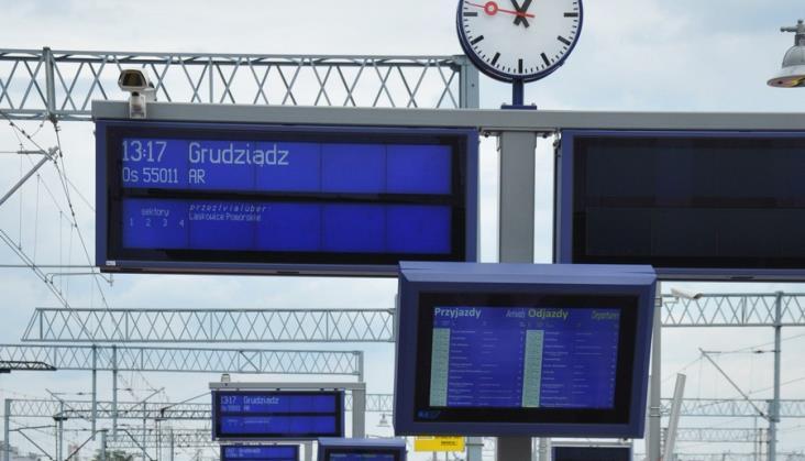 Aldesa wykona dynamiczną informację pasażerską na 133 stacjach i przystankach