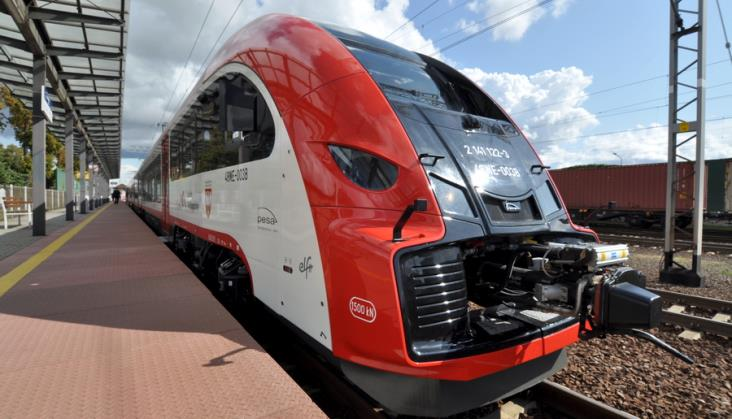 Wielkopolska zorganizuje przetarg na przewozy kolejowe