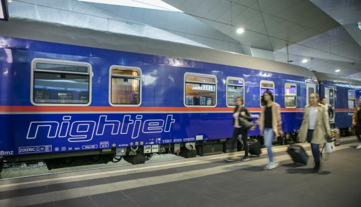 Ruszyły pierwsze po latach pociągi z Wiednia do Brukseli