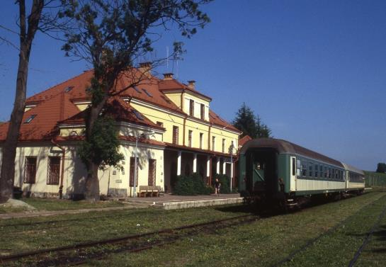 PKP Intercity: Do Łupkowa także we wrześniu