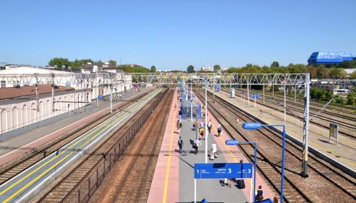 Zmieniona koncepcja Rail Baltiki w Polsce. Nowy przebieg i obwodnica Białegostoku