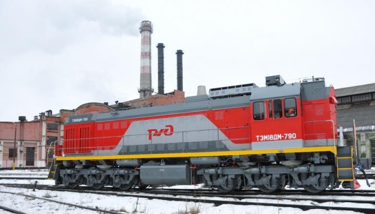 Koleje Rosyjskie zamówiły nowe lokomotywy do obsługi polsko-rosyjskich przejść granicznych