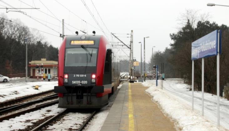 Elektryfikacja linii Tomaszów Maz. – Opoczno w drugim etapie modernizacji