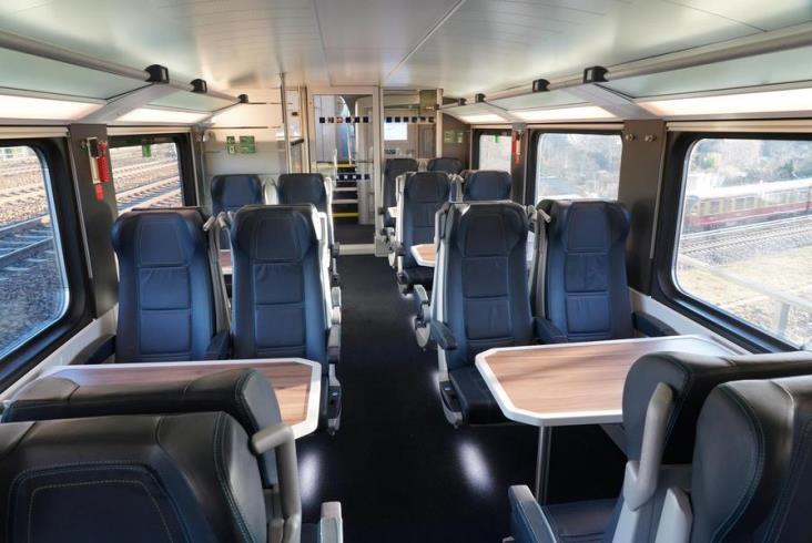 Pierwsze Kissy już w barwach Deutsche Bahn [zdjęcia]