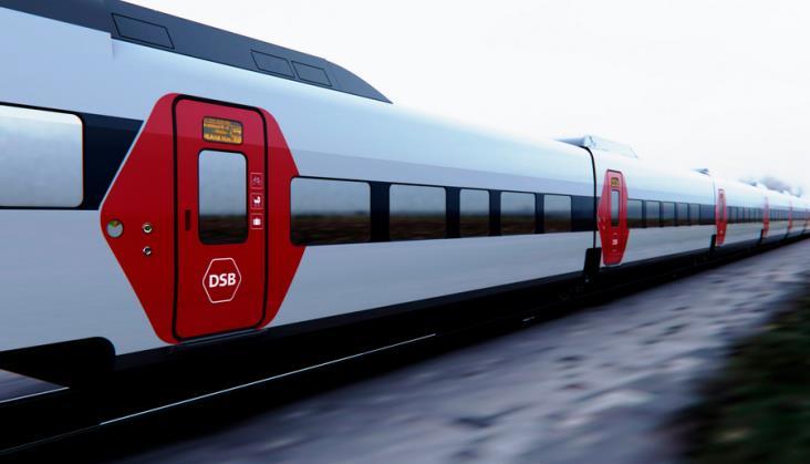 Talgo dostarczy zestawy wagonów dla połączenia Kopenhaga - Hamburg