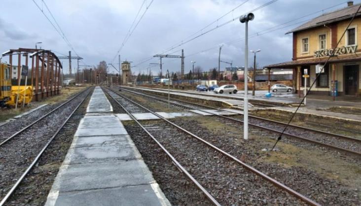 Rozpoczynają się prace na liniach kolejowych do Wisły i Cieszyna